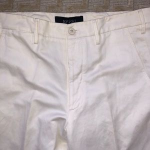 Tom Ford For Gucci Linen Cotton Pants Size 52 IT